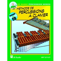 BOMHOF GERT - METHODE DE PERCUSSIONS A CLAVIERS VOL.1 + CD