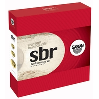 "PACK SABIAN SBR PERFORMANCE SET (14""/16""/20"")"
