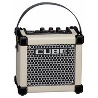 Amplis / Combos Guitare Electrique Roland - MICRO CUBE GX WHITE