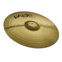 CRASH PAISTE 18 101 BRASS CRASH/RIDE