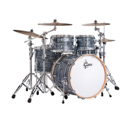 BATTERIE LUDWIG CLASSIC MAPLE 4F BLUE SKY PEARL