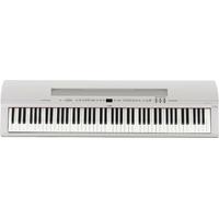 Piano numérique portable P255 BLANC YAMAHA