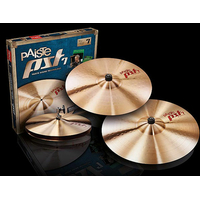 PACK PAISTE PST7 SESSION (H14/C16/R20)
