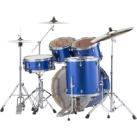 PEARL EXPORT FUSION20 5FUTS ELECTRIC BLUE SPARKLE
