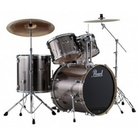PEARL EXPORT ROCK 22 5FUTS SMOKEY CHROME