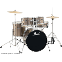 PEARL ROADSHOW ROCK 22 5 FUTS Bronze Metallic