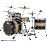 "PEARL EXPORT LACQUER Standard 22"" 5 fûts - Nightshade"