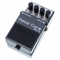BOSS PEDALE ML2 METAL CORE DISTORTION