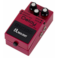 BOSS PEDALE DELAY DM2W WAZA CRAFT