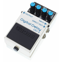 BOSS PEDALE DELAY DD3