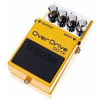 BOSS PEDALE OD1X OVERDRIVE