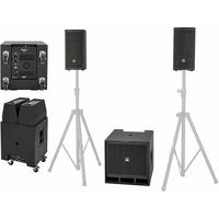 SONO  LT812A PROEL 800W (2 enceintes et 1 caisson de basses)