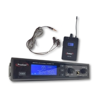 IN-EAR WIRELESS MONITOR SYSTEM IEM 7120