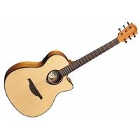 Guitares ElectAcoust LAG - T66ACE