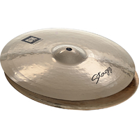 """OCCASION CYMBALES HIT HAT DH STAGG ROCK  14"""""""