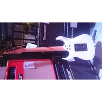 OCCASION GUITARE IBANEZ RG350DX-WH