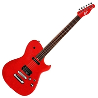 GUITARE ELECTRIQUE CORT MBC1-RS MATTHIEW BELLAMY SIGNATURE ROUGE