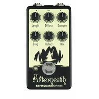 EARTHQUAKER PEDALE AFTERNEATH REVERB