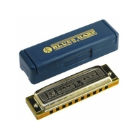 HOHNER BLUES HARP RE B