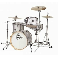 GRETSCH CATALINA CLUB JAZZ18 4FUTS SILVER SPARKLE