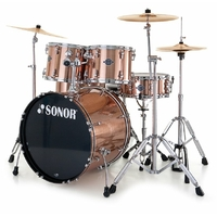"SONOR SMART FORCE FUSION 20"" BRUSHED COPPER"