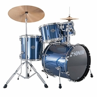 "SONOR SMART FORCE FUSION 22"" BRUSHED BLUE"