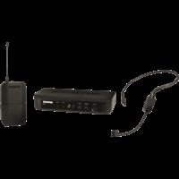 SHURE SYSTEME HF CASQUE BLX14E/P31-M17