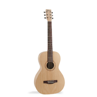 NORMAN Expedition Nat Solid Spruce Parlor SG Isyst