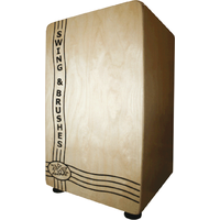CAJON SWING AND BRUSH    DUENDE