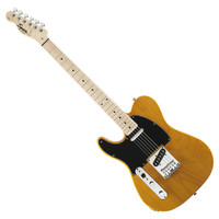 OCCASION SQUIER TELECASTER AFFINITY GAUCHERE + ACC