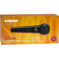 Micros Fils Shure - SV200A