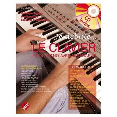 Partition Piano Hit Diffusion - Je débute le clavier