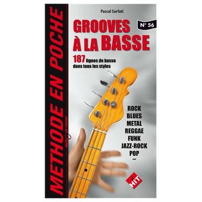 Partition Basse Hit Diffusion - Music en poche Grooves à la basse