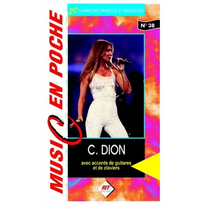 Partition Chansons Hit Diffusion - Music en poche Céline Dion