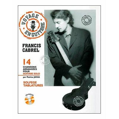Partition Guitare Hit Diffusion - Voyage en guitare Francis Cabrel