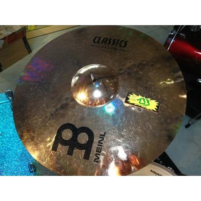 "Cymbale MEINL - Ride CLASSICS CUSTOM 20"" MEDIUM RIDE - CC20MR"