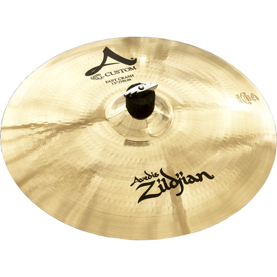 "CYMBALES ► SERIE A' CUSTOM ► Crash   15"" fast"