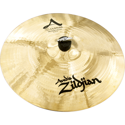 "CYMBALES ► SERIE A' CUSTOM ► Crash  16"" medium"