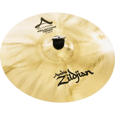 "CYMBALES ► SERIE A' CUSTOM ► Crash  16"" projection"