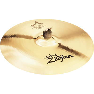 "CYMBALES ► SERIE A' CUSTOM ► Crash  18"" projection"