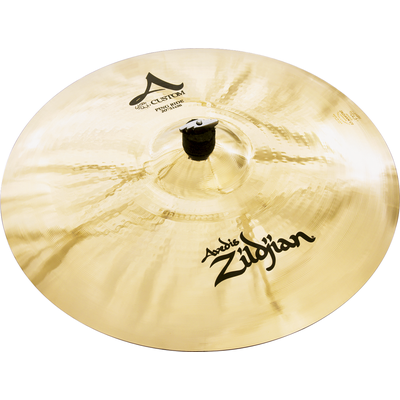 """CYMBALES ► SERIE A' CUSTOM ► Ride  20"""" ping"""