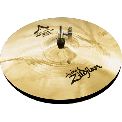 "CYMBALES ► SERIE A' CUSTOM ► Hi Hats  14"" mastersound"