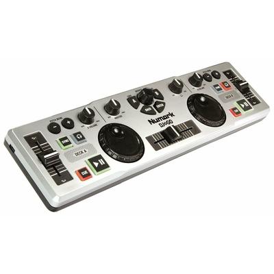 Controleurs DJ USB/MP3 Numark - DJ2GO
