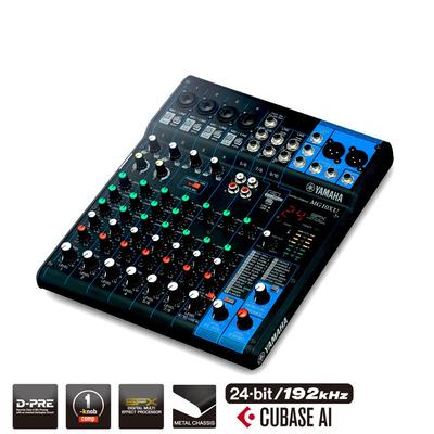 Console de Mixage Analogique Yamaha - MG10XU