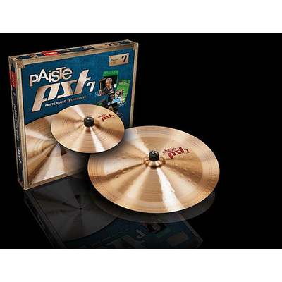 PACK PAISTE PST7 EFFECTS (S10/C18)