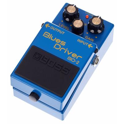 BOSS PEDALE BD2 BLUES DRIVER