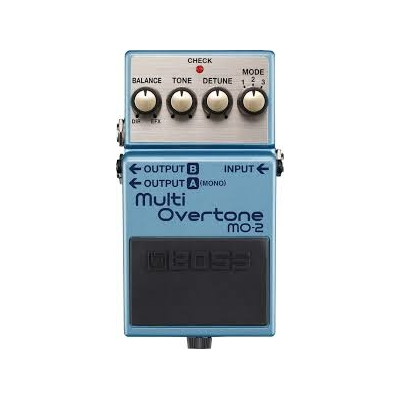 BOSS MO-2 PEDALE OVERTUNE