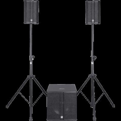 HK Audio - SHK LUCAS-2K15 2K15 - Système amplifié pour 250 pers.