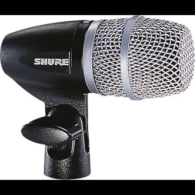 Micros Fils Shure - PG 56 XLR  Micro Dynamique Spécial Toms et Percussions
