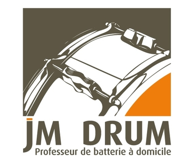 JM DRUM logo fond blanc